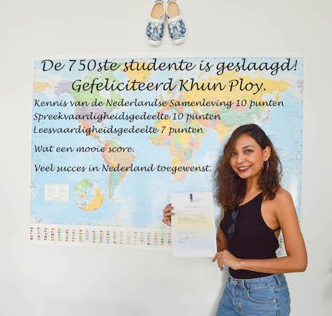 Leer Nederland in Thailand