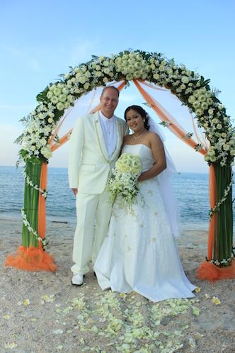 trouwen in thailand
